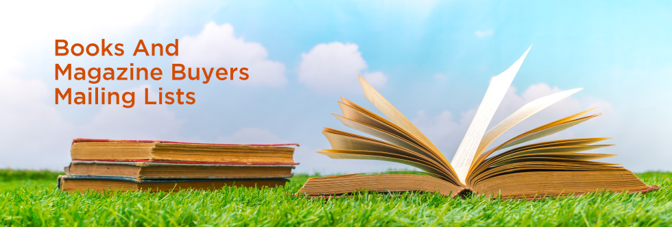Books Buyers Email Lists