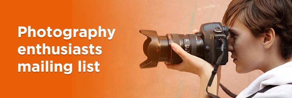 Photographers Mailing List